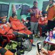 Álex Txikon y sus sherpas, preparándose para salir del CB en el K2 invernal