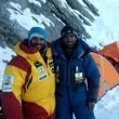 Daniele Nardi y Ali Sadpara en el Nanga Parbat invernal 2016