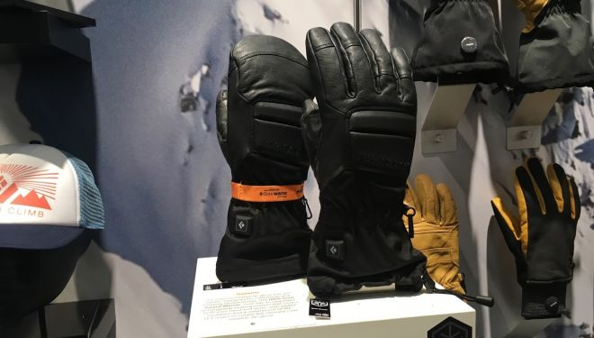 Guantes Solano de Black Diamond