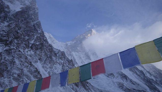 K2 en invierno de 2019