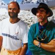Jean Troillet y Erhard Loretan (28 abril 1959 a 28 abril 2011)
