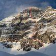 Topo de 'The sound of silence' al Mt. Fay (Rocosas Canadienses)