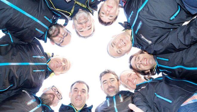 Miembros del Comité de Seguridad de la FEDME