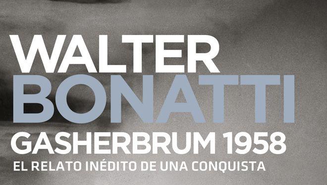 Gasherbrum 1958. Walter Bonatti