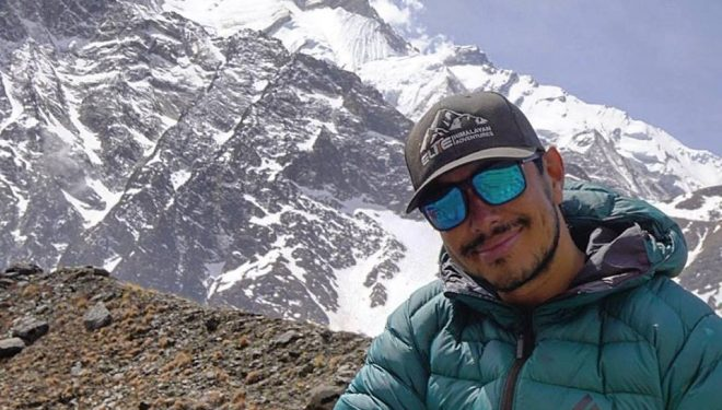 Nirmal Purja en el Annapurna