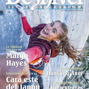 Portada de la revista Desnivel nº 396