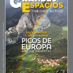 Portada de la revista Grandes Espacios 254 Especial Picos de Europa