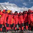Lhotse sherpas
