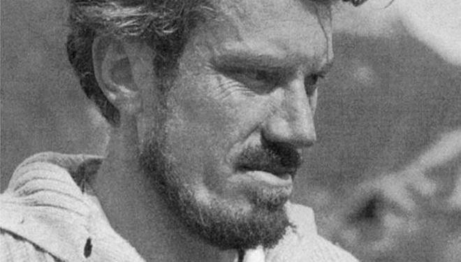Karl Maria Herrligkoffer en la expedición de 1953