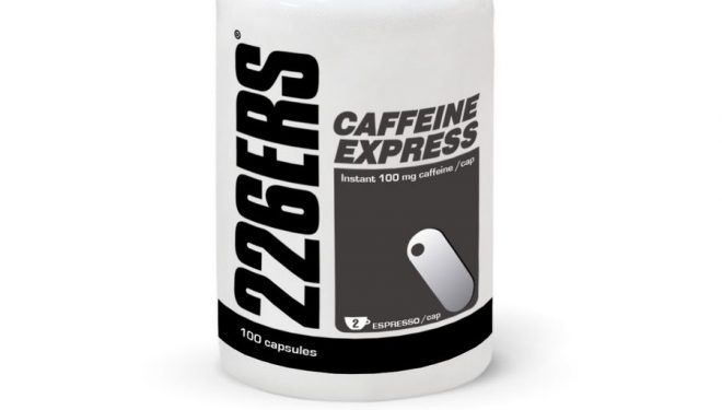 Caffeine Express, Suplemento en Cápsulas de 226ers