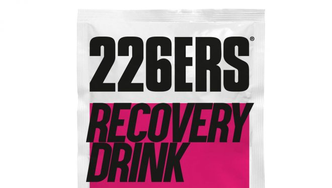 226ers Recovery Drink Strawberry
