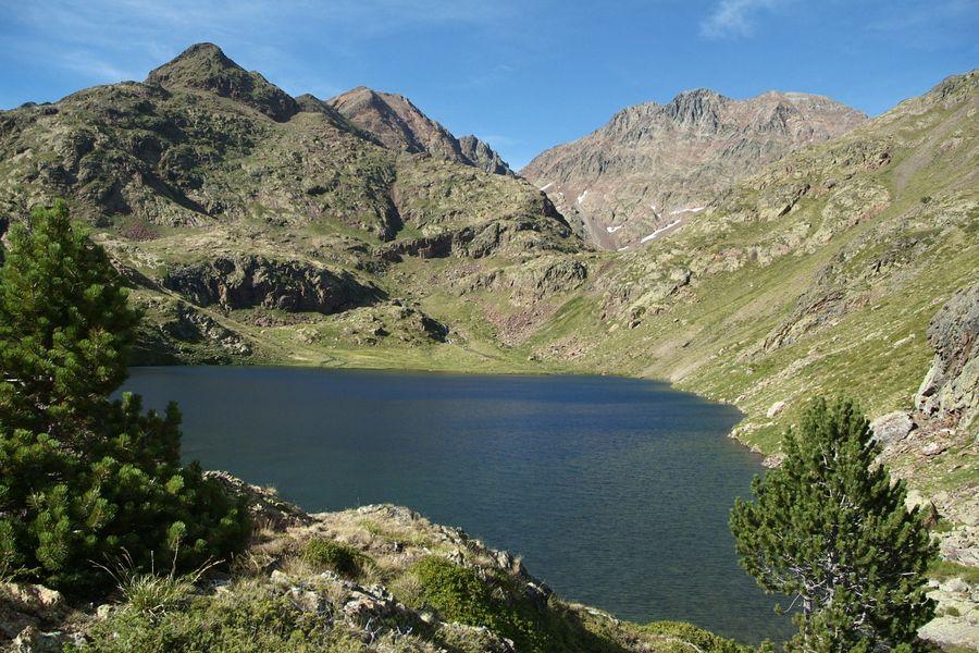 El Cinquè Llac (Quinto Lago) es una travesía circular
