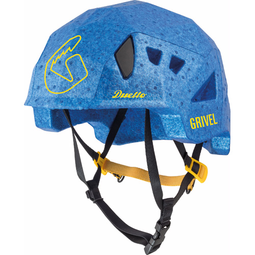 Grivel casco Duetto. Premio Desnivel de Material 2019