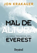 Mal de altura (Edición bolsillo) por Jon Krakauer