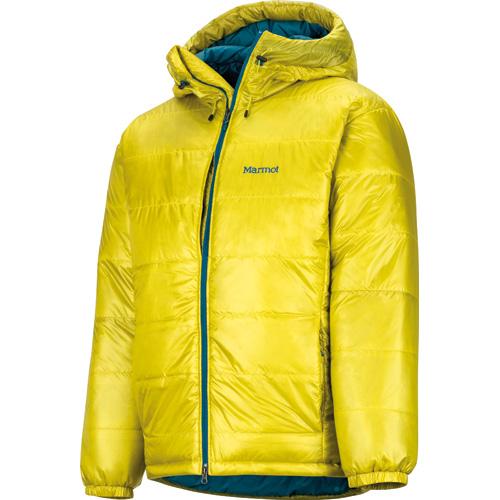 MARMOT chaqueta West Rib. Premio Desnivel de Material 2019