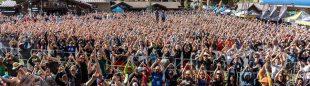 Apoyo masivo para la escalada como deporte olímpico de Paris 2024 en la Copa del Mundo de Búlder de Vail (Estados Unidos)