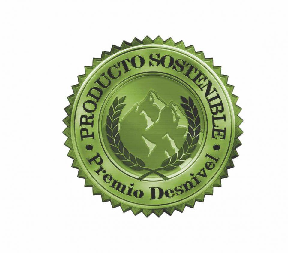 Premio Desnivel de Material. Sello Sostenible