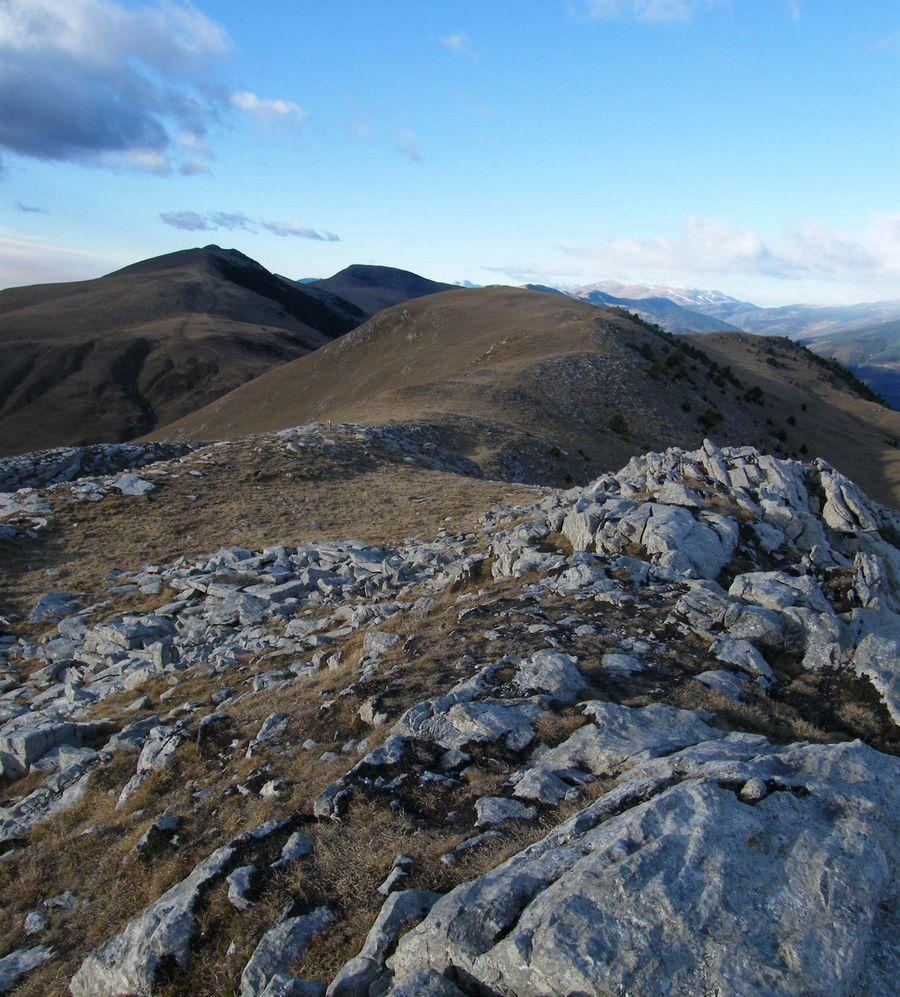 La ruta Serra de Monestirs (Sierra de Monasterios)