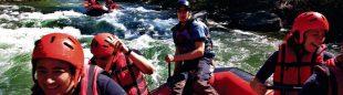 Actividades acuáticas en familia en el Pirineo catalán