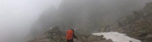 Precaución en el Pirineo con la nieve acumulada