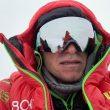Max Berger, en la cima del Broad Peak