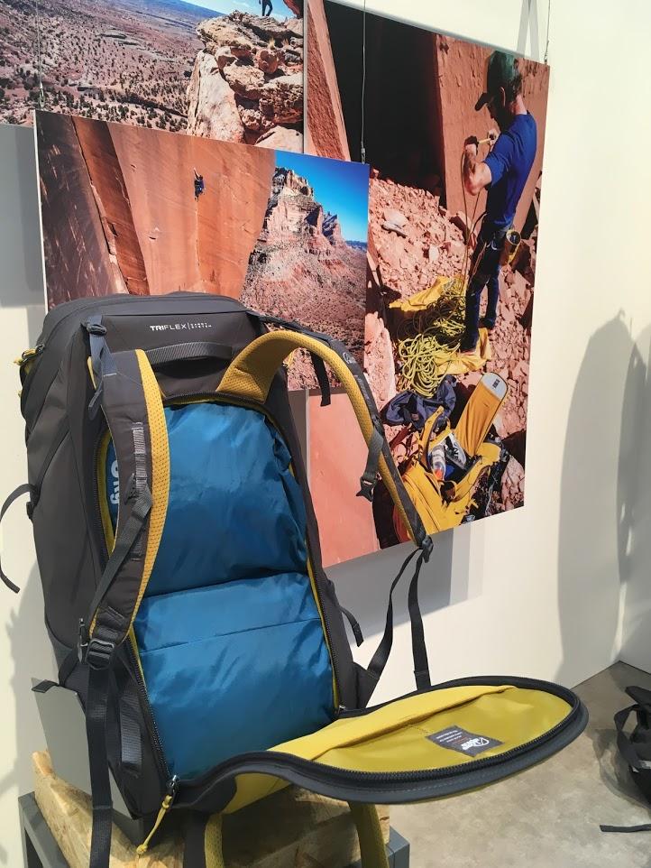 Mochila para escalada Rogue 48 de Lowe Alpine en Outdoor 2019