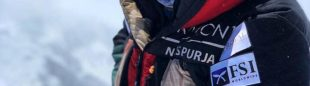 Nirmal Purja en el Gasherbrum II