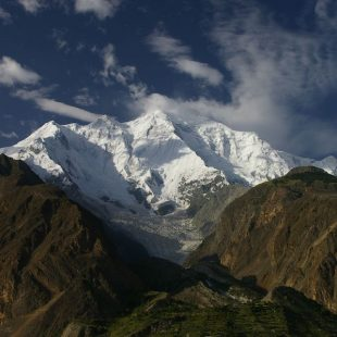Rakaposhi, Pakistan