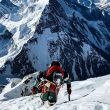 Nirmal Purja, en el Himalaya con oxígeno