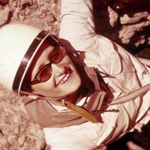 Elisabeth Vergés (1939-2019), una mujer siempre alegre y positiva.