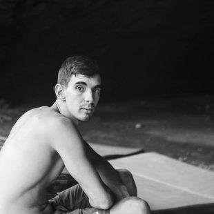 Jorge Díaz-Rullo en Rodellar, verano 2019