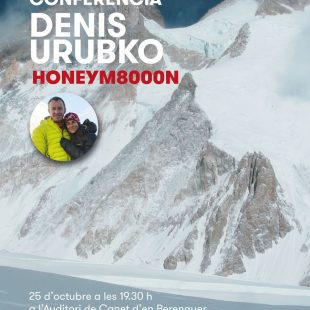 Conferencia HoneyM800N por Denis Urubko