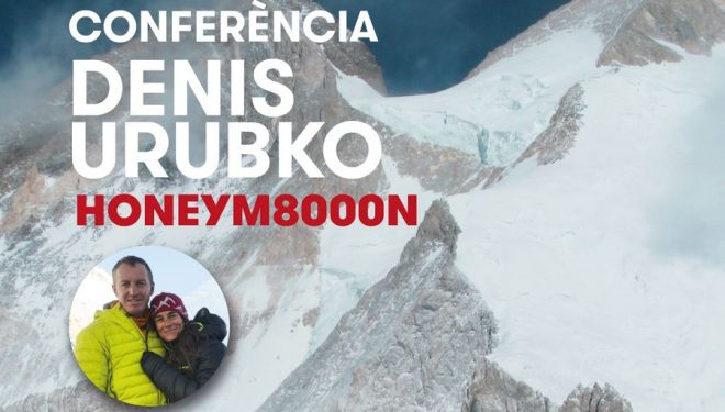 Conferencia HoneyM800N por Denis Urubko