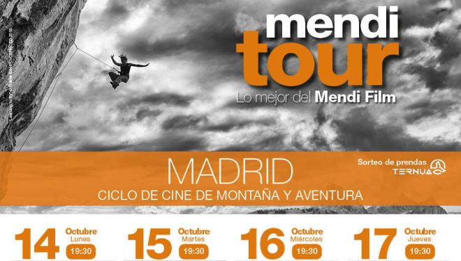 Mendi Tour 2019 en Madrid