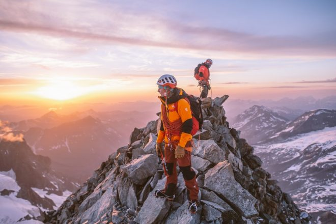Tecnología Futurelight™ en la gama de prendas Summit Series de The North Face