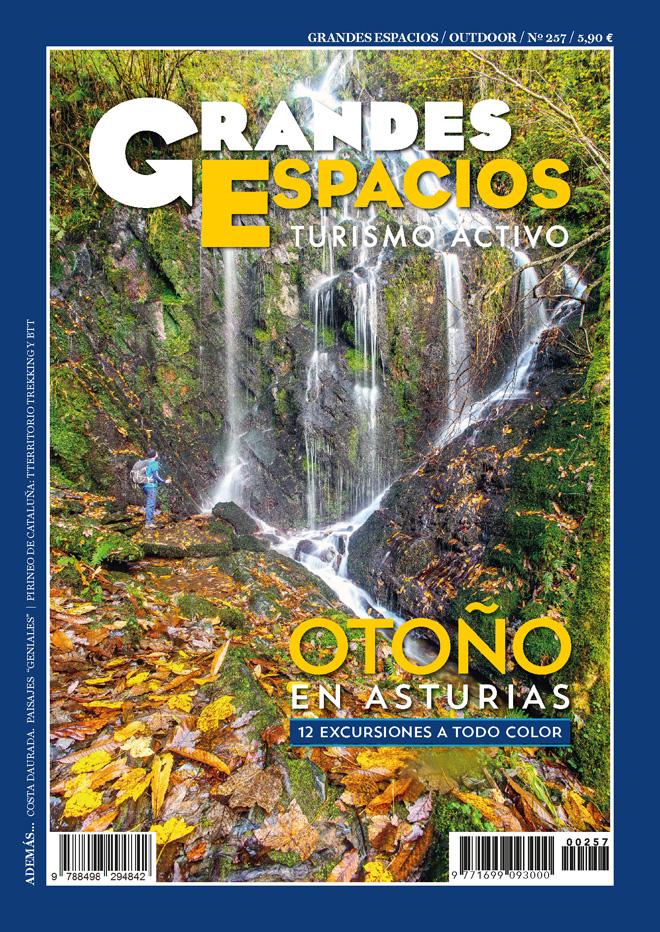 Revista Grandes Espacios nº 257. Especial Otoño