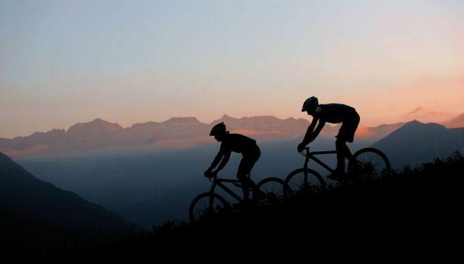MTB en el Pirineo Catalán