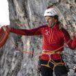 Robert Jasper asciende en solo la cara norte del Eiger por la ruta Meldtdown