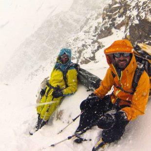 Hermanos Pou en la expedición de 2014 a los Himalayas indios