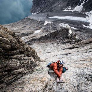 Stefan Glowacz, apuertura en Groenlandia sin huella de carbono
