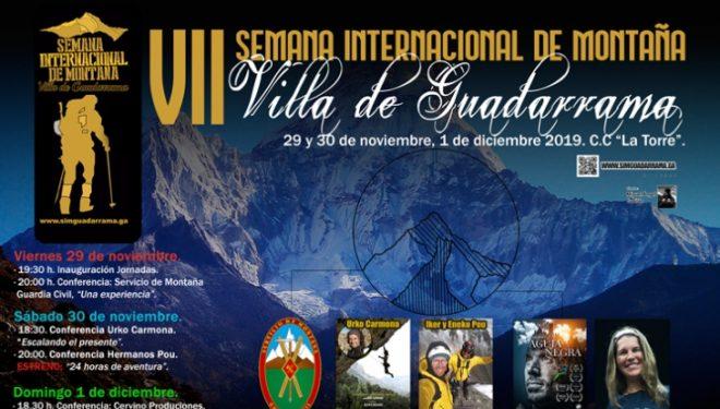VII Semana Internacional de Montaña Villa de Guadarrama