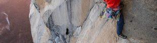 Tommy Caldwell libera con Alex Honnold su nueva vía vecina del Dawn Wall (El Capitan, Yosemite).
