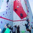 Inauguración rocódromo X-madrid Climbat