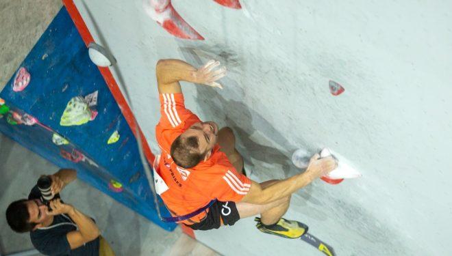 Eric Noya en la Final del Campeonato de España de Velocidad 2019
