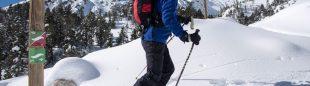 Esquí de montaña en Vallter2000