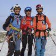 La familia Pantoja. Una familia unida por la pasión por la montaña, el esquí, la fotografía, y el vídeo.