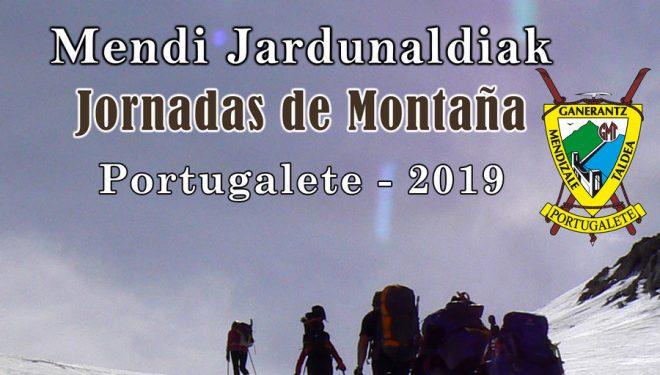 Jornadas de Montaña Portugalete 2019