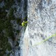 Pete Whittaker en Lurking Fear, Yosemite