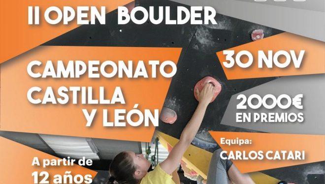 II Open Boulder Valladolid
