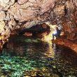 Interior cueva de los Chorros. Sierra del Segura